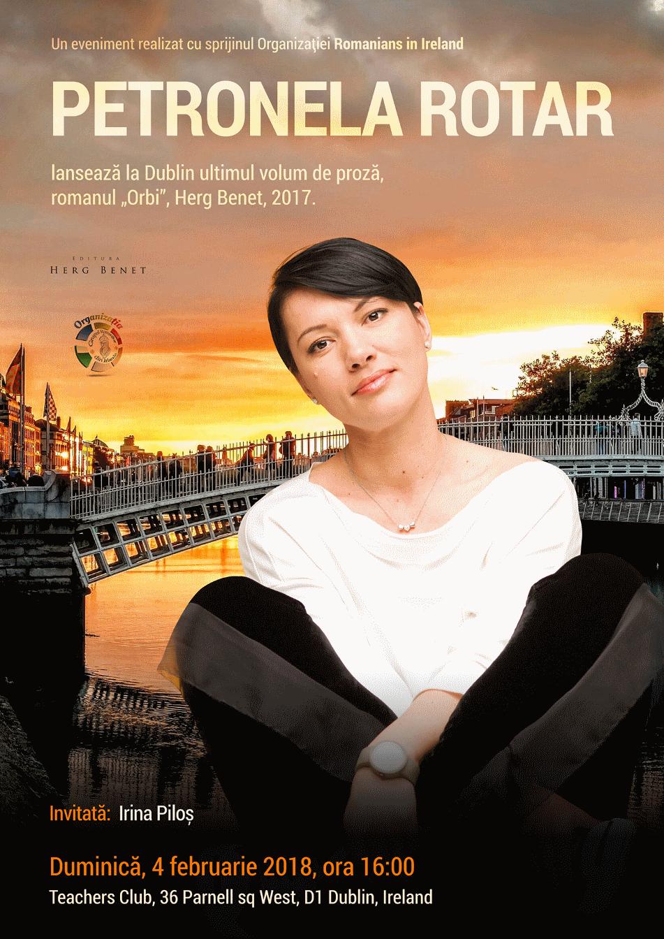 Lansare carte Orbi Dublin